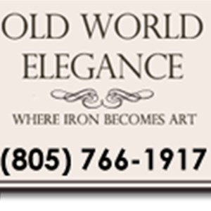 Old World Elegance Cover Photo
