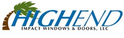 High End Impact Windows and Doors Logo