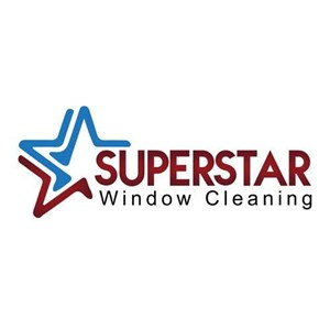 Superstar Window Cleaning Logo