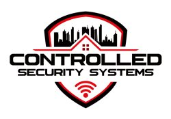 Controlled Security Systems Logo