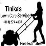 Tinikas Professional Cleaning Service & Lawn Service Logo