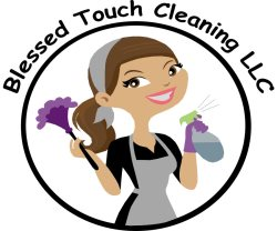 Blessed Touch Cleaning LLC Logo