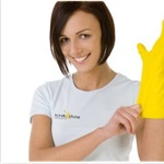 Scrub and Shine Cleaning Services Logo