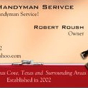 Robs Handyman Service Logo