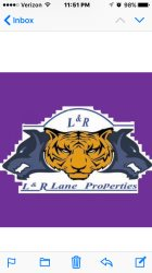 L & R Cleaning and Repairs Logo