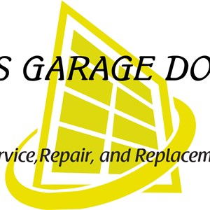 Cjs Garage Door Repairs Logo