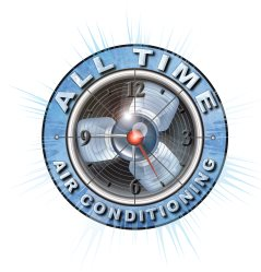 All Time Air Conditioning Logo