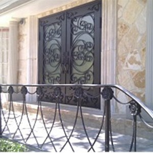 North Dallas Wrought Iron Doors Cover Photo