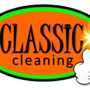 Classic Cleaning Logo