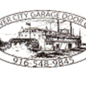 River City Garage Door Logo