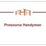 Prosource Handyman Logo