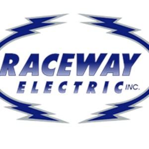 Raceway Electric Inc. Logo