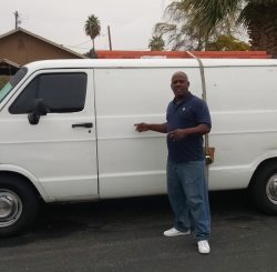 Caribe Handyman & Cleaning Services. Logo