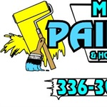 Mikes Painting & Home Improvement Logo