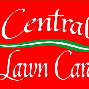 Central Lawn Care Logo
