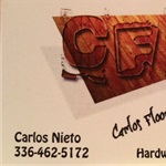 Carlos Floor Covering, INC Logo