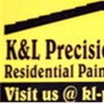 K&l Precision Painting Logo