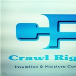 Crawl Right Insulation & Moisture Control  Logo