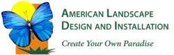 American Landscape Design and Installation Logo