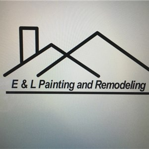 E & L Painting and Remodeling Logo