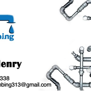 Henrys Plumbing Cover Photo