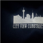 City-view Construction Logo