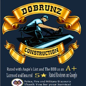 Dobrunz Construction Logo