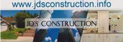 Jds Construction Logo