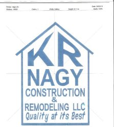 K & R Nagy Construction & Remodeling LTD Logo