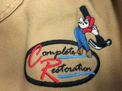 Complete Restoration Logo