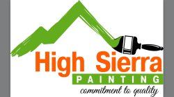 High Sierra Painting Logo