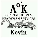 A o K Construction and Handyman Services LLC Logo