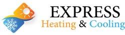 Express Heating & Cooling Logo