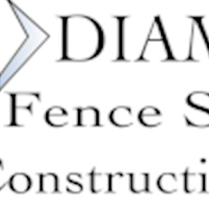 Diamond Fence Staining & Construction Logo