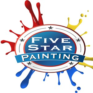 Five Star Painting of Southeast Michigan Logo