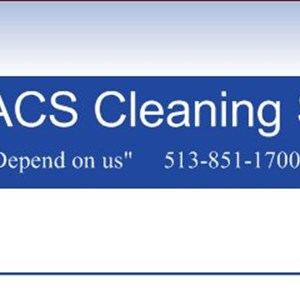 Acs Cleaning Services Logo
