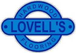 Lovells Hardwood Flooring Logo