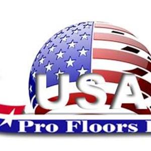 USA Pro Floors LLC Logo