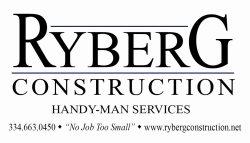 Ryberg Construction Logo