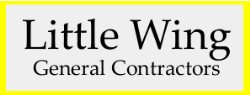 Little Wing Roofing Logo