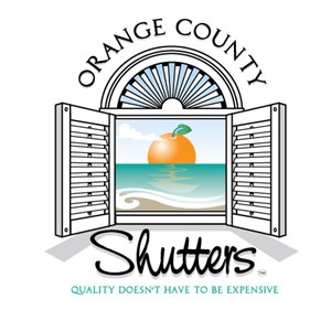 Orange County Shutters ® Logo