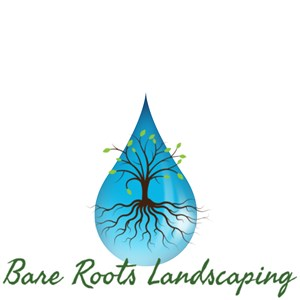 Bare Roots Landscaping Logo