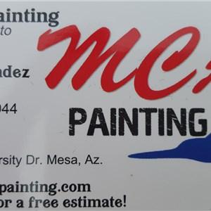 Mca Painting Logo