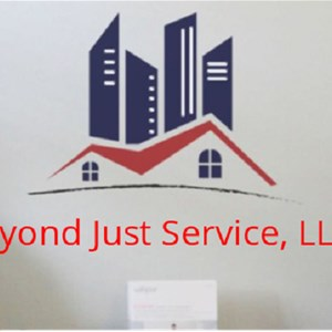 Beyond Just Service Logo