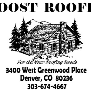 Troost Roofing Logo