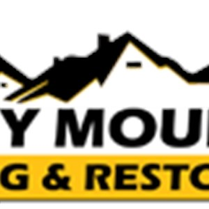 Rocky Mountain Roofing and Restoration Logo