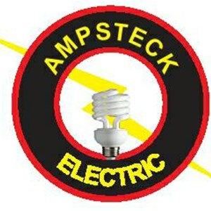 Ampsteck Electric Logo