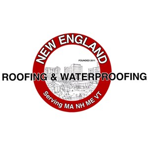 New England Roofing & Waterproofing Logo