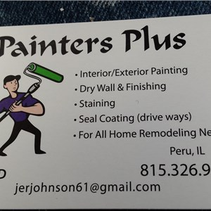 Painters Plus Cover Photo