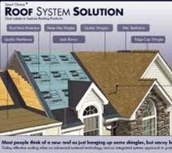 Moore Chris Roofing Logo